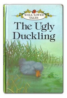 Vintage Ladybird Book Well Loved Tales Series, The Ugly Duckling. Childhood Stories, 90s Childhood, My Childhood Memories, Childhood Games, Ladybird Books, Ugly Duckling, Tales Series, Little Golden Books, Vintage Children's Books