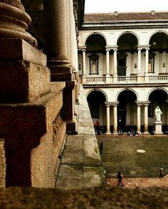 Con Loredana Manzi eccoci in Brera #milanodavedere Milano da Vedere