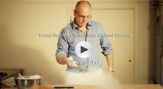 Bread making classes with Richard Bertinet