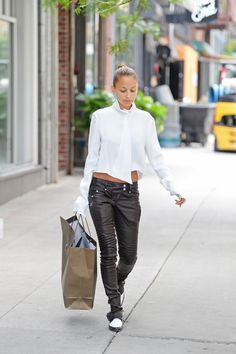 Nicole Richie Is The Chicest Errands-Runner Of All Time #Refinery29