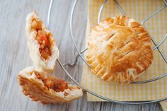 There's nothing like a warm, flaky pasty to fill you up! Uses coconut oil instead of shortening or butter