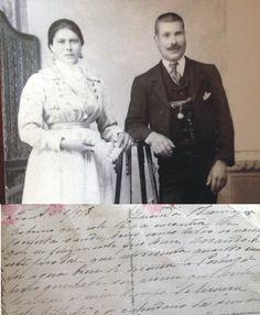 Manuel da Costa Chaparreiro e Dona Tomásia, sua esposa