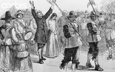 Today in History: On October 27, 1659, two Quakers, William Robinson and Marmaduke Stevenson, were executed in the Massachusetts Bay Colony. The two Quakers came to the United States in 1656 to escape religious persecution in their home country of England. The two had violated a law passed the previous year that banned Quakers from simply practicing their religion. The Quakers were one of the first organized groups in the Americas to demand sexual equality and an abolition of slavery.