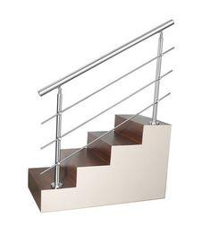 Steel Stairs, Steel Bed, Metal Furniture, Diy Furniture, Stairs Handle, Stainless Steel Stair Railing, Types Of Steel, Stair Railing Design, Stair Case