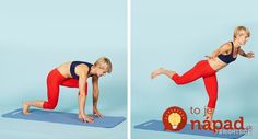 15 Exercises For A Perfectly Toned Body And Weight Loss You Can Do At Home (+Photos) - Healthy Vibes Today Exercise To Reduce Waist, Lung Detox, Body Weight, Weight Loss, For Your Legs, Plank Challenge, Arm Muscles, Planking, Hard Bodies