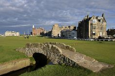 saint andrews golf club-Another dream course!