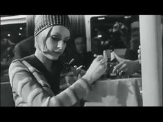 Twiggy - The Face of the 60's British fashion model Twiggy modelling in the 60's. There was also a Twiggy line of clothing with her own design. Footage shows Twiggy in different cities, being interviewed and photographed, between 1967 and 1971. It also shows Twiggy at home with her mother and boyfriend-manager Justin De Villeneuve.