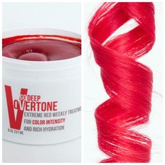 Extreme Red Go Deep Weekly Treatment