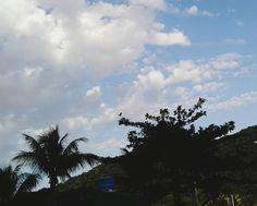 O Céu Dessa Quebrada Com Certeza é Mais Azul!
