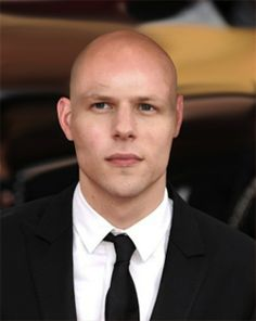 Jesse Eisenberg Will Play Lex Luthor In Superman/Batman Movie - here is what Eisenberg might look like with Luthor's iconic chrome dome.
