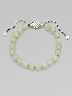 Yurman Spring 2012 - Serpentine Beaded Bracelet