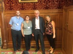 With new chair of our APPG for Epilepsy Drugs in Pregnancy Norman Lamb MP