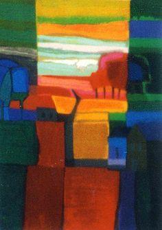 Ton Schulten | Ton Schulten Paintings | Ton Schulten Artwork | Ton Schulten Art Exhibits & Lithographs