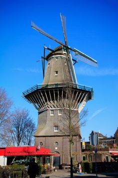 AMSTERDAM - Le Moulin de Gooyer