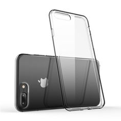 af373e8a45498c iPhone 7 Plus Clear Case / iPhone 8 Plus Clear Case, technext020 Shockproof  Ultra Slim