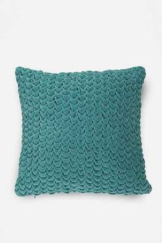 Magical Thinking Hand-Quilted Velvet Pillow - Urban Outfitters $25 or 2 for $40