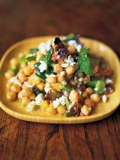 Chickpea Salad   Vegetables Recipes   Jamie Oliver Recipes