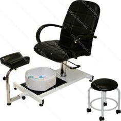 Chaise de pédicure