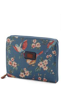 Pretty Fly Ipad Case, #ModCloth
