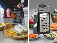 Microplane 4-Sided Box Grater from Bobby Flay on OpenSky