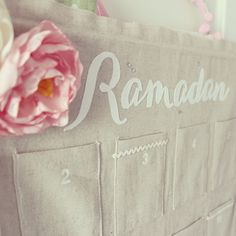 Salaam Aleikum Some of you asked about the purpose of a Ramadan calendar. The first one I made for Ramadan 2012 for my own children. As a mother I felt a bit lost how to make Ramadan feel special f...