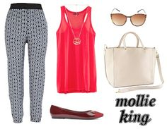 Mollie King Outfit