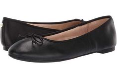 ballet flats will never go out of style. they're chic, they're comfortable and they match anything in your wardrobe. here are the best black ballet flats to shop now #balletflats #balletshoes #flats #classicshoes #womensshoes #amazonfinds Black Ballet Flats, Ballet Shoes, Best Black, Going Out, Shop Now, Chic, Stylish, Classic, Shopping