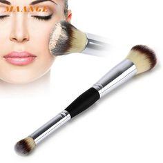 MAANGE Makeup Cosmetic Brushes Contour Face Blush Eyeshadow Powder Foundation Tool  u6819