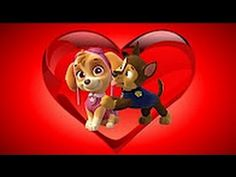 Cartoons For Children☆Animation Movies For Kids 2016☆PUPS GREAT RACE Pups Pups NEW movies [HD] - YouTube
