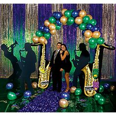 image search results for mardi gras theme party decorations - Mardi Gras Decorations
