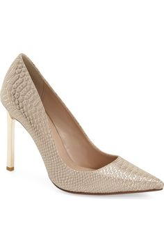Dune London 'Barcardie' Pointy Toe Pump (Women) available at #Nordstrom