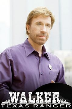 """Chuck Norris as Cordell Walker on """"Walker, Texas Ranger"""". Chuck Norris, Walker Texas Rangers, Ranger Truck, Kelly Hu, The Rifleman, Vintage Television, Great Tv Shows, Film Serie, Old Tv"""