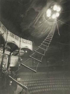 Médrano Circus, Paris, 1946  René-Jacques