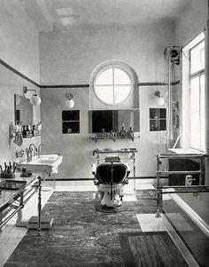 Villa Hériot, Rustenschacherallee Vienna 1931