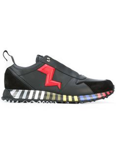premium selection b0b76 099c2 lightning bolt appliqué sneakers Sneaker Art, Sports Footwear, Lightning  Bolt, Man Shoes,