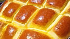 Συνταγή για αφράτο γεμιστό ψωμί με τυρί Biscotti Cookies, Hot Dogs, Waffles, Cooking Recipes, Breakfast, Ethnic Recipes, Food, Salt, Sugar