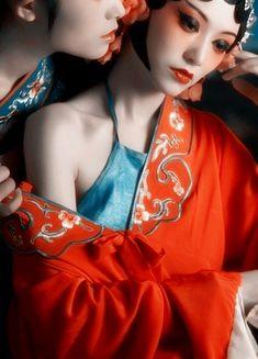 Amazing. #Chinese #fashion #beauty