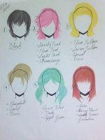 Tutorial - Hairs by ThaisMarino-Sensei