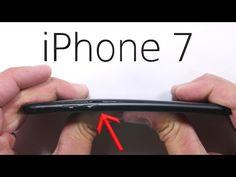 iPhone 7 & 7 Plus Scratch Bend Waterproof & Drop Tests [Videos]