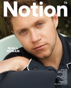 Niall Horan (@niallhoran) op Instagram: Delighted to be on the cover of @notionmagazine for issue 76 . Very fun day