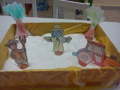 Νηπιαγωγός από τα πέντε...: ΑΠΟ ΣΠΟΡΑΚΙ-ΘΑΜΝΟΣ Autumn Crafts, Techno, Diy And Crafts, Blog, October, Bread, Blogging, Breads, Baking