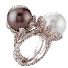 Bashert Jewelry Blog. DiGO Valenza pearl designs