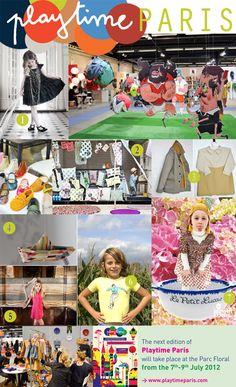 Playtime Paris: A Stunning Showcase Of The Chicest International Children's Brands