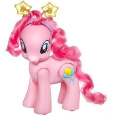 My Little Pony Walkin' Talkin' Pinkie Pie Pony Figure