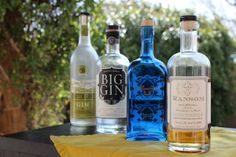 3 American Gins You Have To Try from Greg Mays for The Boys Club