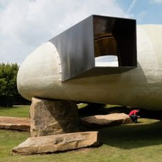 Smiljan Radic's Serpentine Gallery Pavilion  photographed by Jim Stephenson