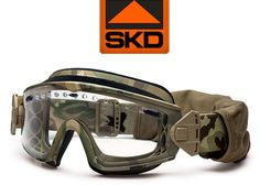 Smith Optics LOPRO Regulator Goggle - I have these, cannot begin to say how well they work. They still fog a little, but use a little FogTech anti-fog before you play and it works just fine