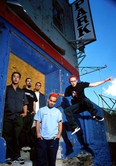 LINKIN PARK will always love these guys! Hope to see them Live someday!! {GM}