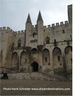 Palace of the Popes Avignon France The Golden Girls, Pont Du Gard, Provence Garden, Historical Landmarks, Walled City, Caribbean Cruise, Vacation Packages, South Of France, Cruise Vacation