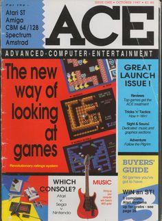 ACE #1 (1987)